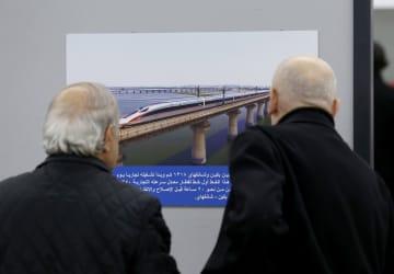 レバノン·ベイルートで中国写真展開催