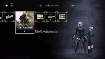 『NieR:Automata Game of the YoRHa Edition』PS4ダイナミックテーマやステッカーなどの特典情報を公開!
