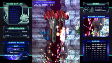 敵弾をかすらせ強くなるSTG『サイヴァリア デルタ』PC版がSteamにて発売開始!―PS4/スイッチ版もセール開催【UPDATE】