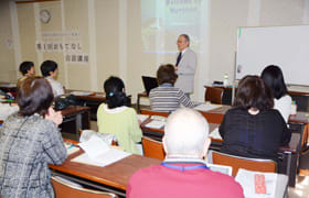 昨年の初級外国語講座