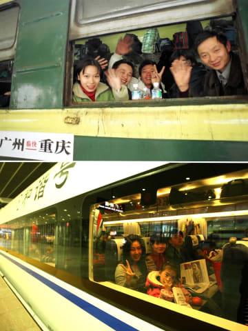 春運の記憶 変わりゆく列車と変わらぬ未来への憧れ