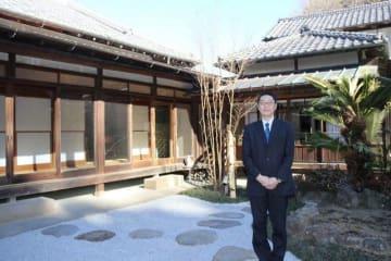「鎌倉での宿泊観光を楽しんで」と話す松宮社長