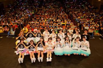 i☆Ris & Wake Up, Girls!& Run Girls, Run!バレンタインLive 2019「わぐりすらん」