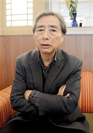 虐待事件を防ぐには「アンテナや経験を備えた人材の育成が必要」と話す内田良介さん=2日、熊本市西区