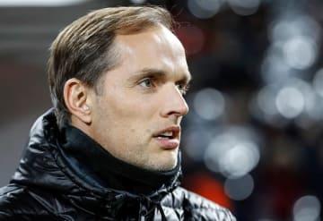 PSGを指揮するトゥヘル photo/Getty Images