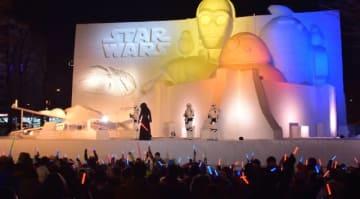 『スター・ウォーズ/エピソード9』日本公開日が発表された「白いスター・ウォーズ2019」オープニングイベント