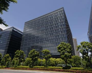 ルネサスエレクトロニクスの本社が入るビル=東京都江東区