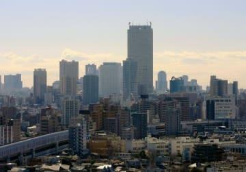 豊島区・池袋の超高層ビル群(「Wikipedia」より)