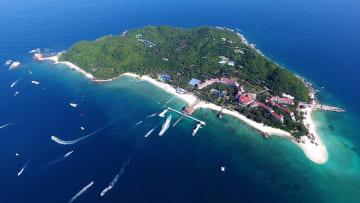 海南省、経済発展の質向上 観光産業を中核に