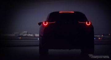 マツダの新型SUV、ジュネーブモーターショー2019で初公開予定