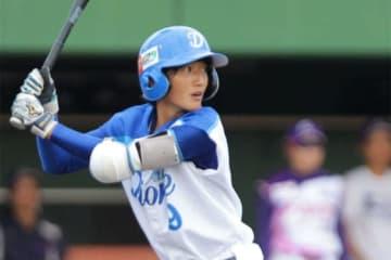 愛知ディオーネ・三浦由美子【写真提供:日本女子プロ野球リーグ】