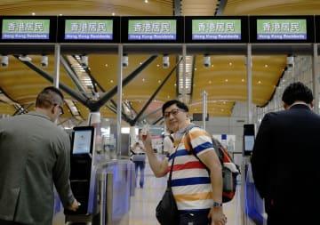 「一橋一鉄」開通で香港訪問客増 活気づく観光業界