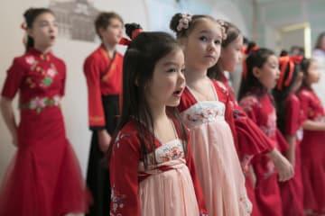 世界各地で祝う中国の春節