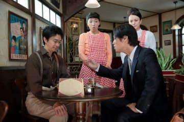 NHK連続テレビ小説「まんぷく」第107回の一場面(C)NHK
