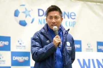 『ダノンネーションズカップ 2019 in JAPAN』の福島予選へ足を運んだ前園氏 photo/Getty Images