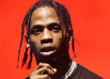 Description English: Travis Scott in April 2017 Date 6 April 2017, 10:39:56 Source https://www.flickr.com/photos/thecomeupshow/33109174793/in/photostream/ Author: The Come Up Show (Wikipedia Commons)