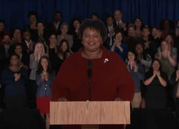 Stacey Abrams' State of the Union Response