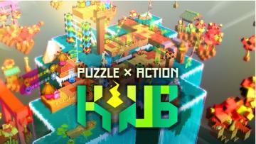 世界を魅了したACTパズルゲーム『KYUB』がスイッチで発売!じっくり遊ぶかどんどん突き進むかはあなた次第