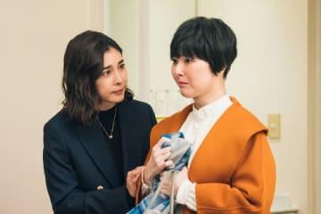 連続ドラマ「スキャンダル専門弁護士 QUEEN」第5話のシーンカット=フジテレビ提供