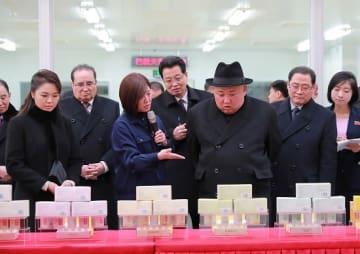 北朝鮮・金正恩氏が4度目の訪中(提供:KNS/KCNA/AFP/アフロ)