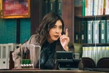 連続ドラマ「スキャンダル専門弁護士 QUEEN」第5話のワンシーン(C)フジテレビ