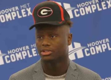 George Pickens flips from Auburn to Georgia on national signing day 2019