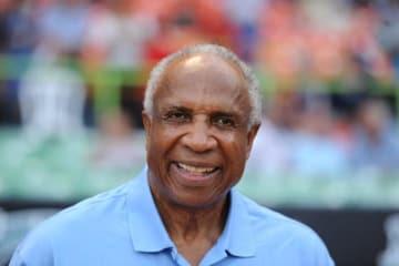 アフリカ系アメリカ人として初のメジャー監督としても活躍したフランク・ロビンソン氏【写真:Getty Images】