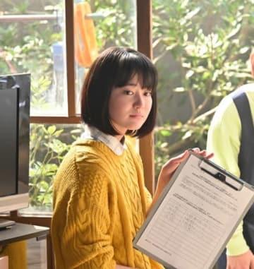 CBCテレビの連続ドラマ「チャンネル5.5『ゼブラ』」で主演する吉本実憂さん