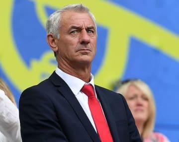 ウェールズ代表のレジェンドであるラッシュ氏 photo/Getty Images