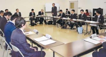 外国人雇用の在り方や新制度について協議した連絡会議