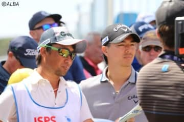 石川遼は巻き返しならず 2日間で大会を後にすることになった(撮影:ALBA)