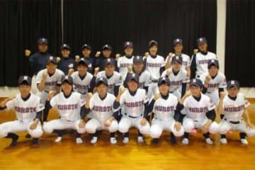 室戸高校女子硬式野球部の活動の幅は広がっている【写真:大森雄貴】