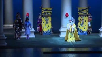 実験京劇を取り入れた「トゥーランドット」、ローマで公演