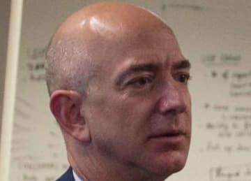 Jeff Bezos in 2016