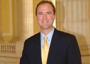 English: Adam Schiff's official photo Date 17 June 2017 Source http://schiff.house.gov/imo/media/image/CongressmanAdamSchiff.jpg Author United States Congress (Wikipedia Commons)