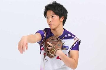 今季から京都フローラへ移籍した厚ヶ瀬美姫【写真提供:日本女子プロ野球リーグ】
