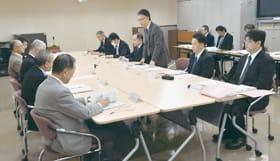 室蘭開発建設部発注工事・業務などを審議した評価審査委員会