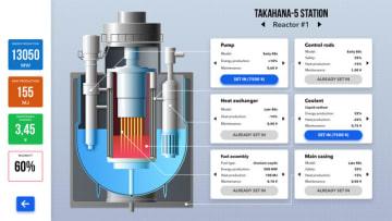 『Nuclear Power Station Creator』Steam早期アクセス開始―日本の電力需要を原発で賄う経営ストラテジー
