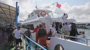 特色ある海中観光を開発 海南省三亜市