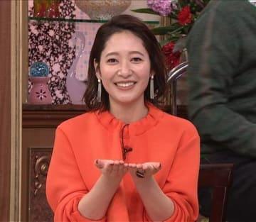バラエティー番組「行列のできる法律相談所」にゲスト出演する吉田明世さん=日本テレビ提供