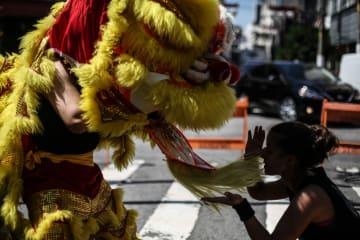 ブラジル·サンパウロで春節を祝うイベント開催