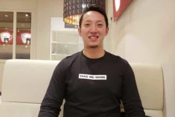 アジアンブリーズに参加している元楽天・横山貴明【写真:豊川遼】