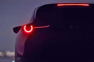 マツダ 新型SUV(次期CX-3!?) ティザー画像[新世代商品群第二弾/2019年3月開催スイス・ジュネーブショーで正式発表予定]