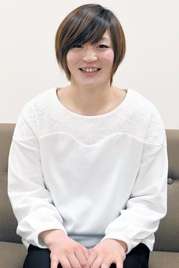 柔道女子52キロ級・角田夏実選手