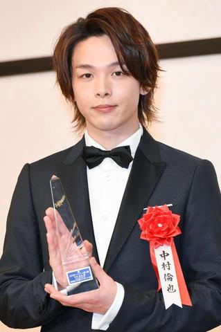 「2019年 エランドール賞」の授賞式に出席した中村倫也さん