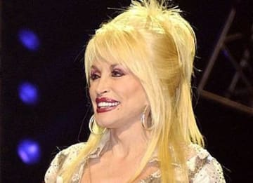 Dolly Parton On 'The Voice'