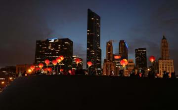 米シカゴ美術館、中国の春節を祝うイベント開催
