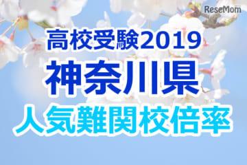 高校受験2019 神奈川県