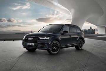 アウディ 限定モデル Audi Q7 black stylingを発売