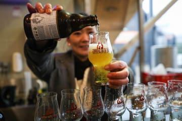 ベルギー「鳳凰」ビール、中国春節の食卓に向かって飛翔